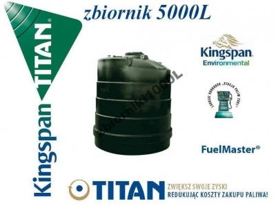 ZBIORNIK KINGSPAN na olej opalowy AGROLA
