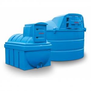 Zbiorniki dwupłaszczowe DESO